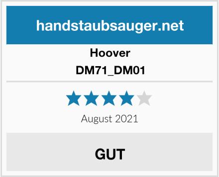 Hoover DM71_DM01 Test