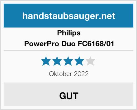 Philips PowerPro Duo FC6168/01  Test