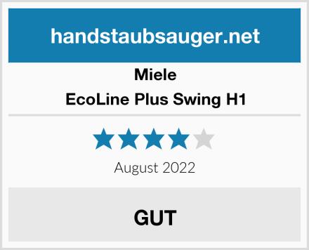 Miele EcoLine Plus Swing H1  Test