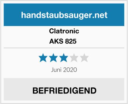 Clatronic AKS 825  Test