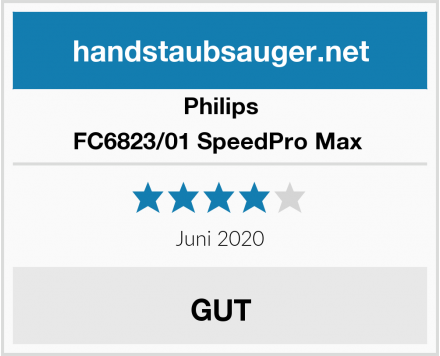 Philips FC6823/01 SpeedPro Max  Test