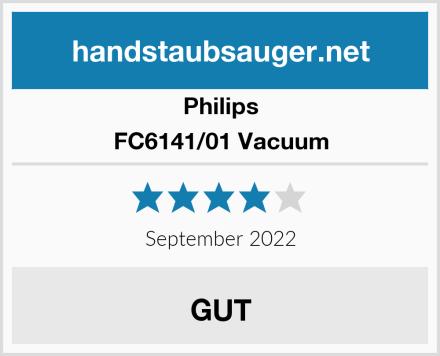 Philips FC6141/01 Vacuum Test