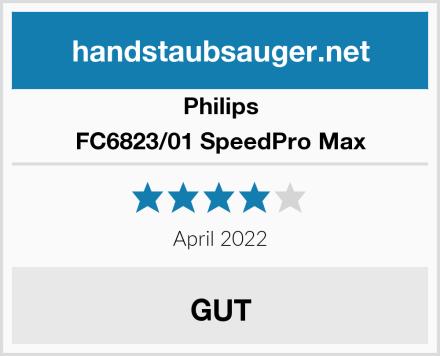 Philips FC6823/01 SpeedPro Max Test