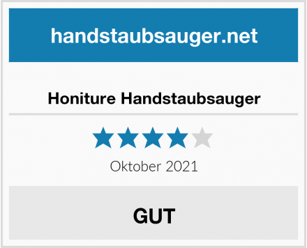 Honiture Handstaubsauger Test