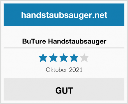 BuTure Handstaubsauger Test