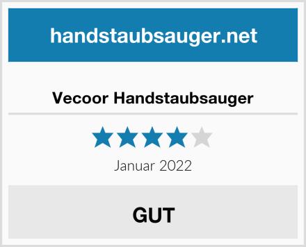 Vecoor Handstaubsauger Test