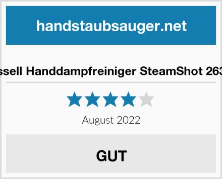 Bissell Handdampfreiniger SteamShot 2635J Test