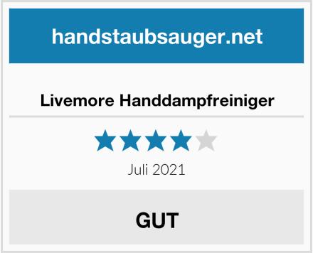 Livemore Handdampfreiniger Test