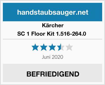 Kärcher SC 1 Floor Kit 1.516-264.0  Test