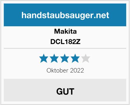 Makita DCL182Z Test