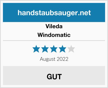 Vileda Windomatic  Test